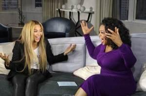 Oprah and Beyonce
